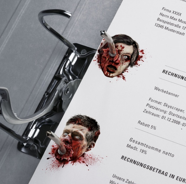 Zombie Hole Punch